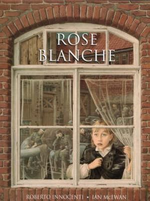 Cover of Rose Blanche