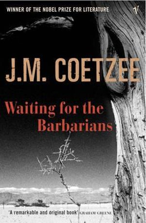 Cover of Waiting for the Barbarians