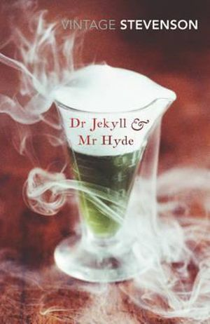 Cover of Dr Jekyll and Mr Hyde