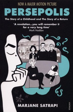 Cover of Persepolis I and II