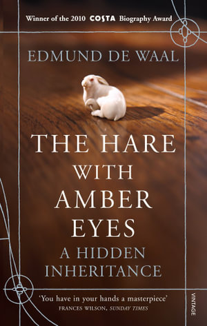 Cover of The Hare with Amber Eyes
