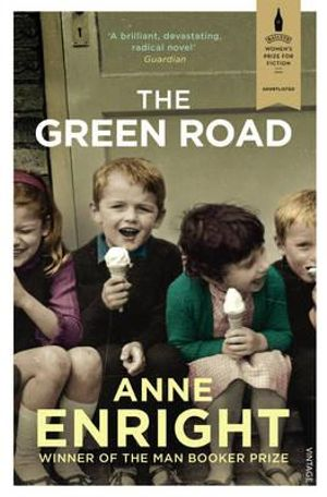 Cover of The Green Road