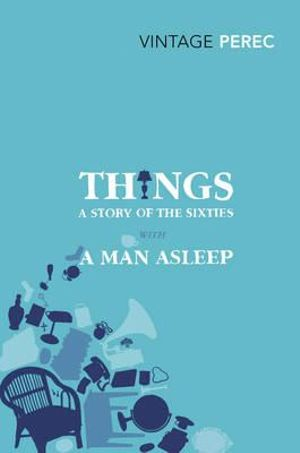 Cover of Things: A Story of the Sixties with A Man Asleep