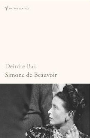 Cover of Simone de Beauvoir