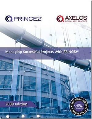 Cover of Managing successful projects with PRINCE2