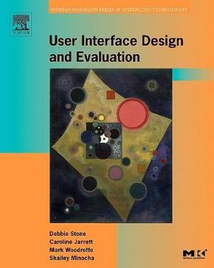 Cover of User Interface Design And Evaluation