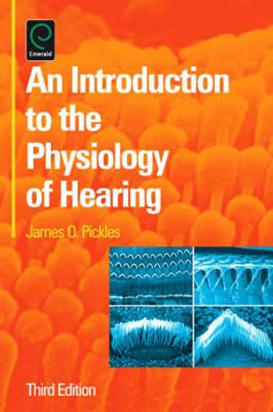 Cover of An Introduction to the Physiology of Hearing