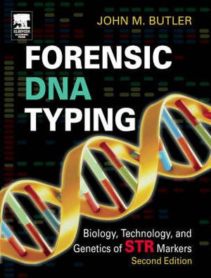 Cover of Forensic DNA Typing