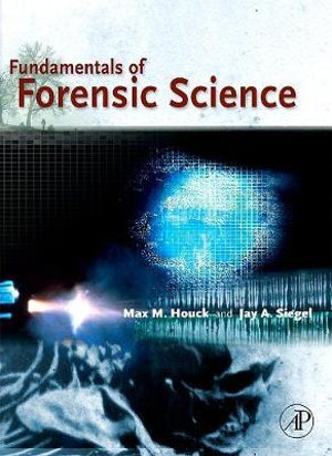 Cover of Fundamentals of Forensic Science