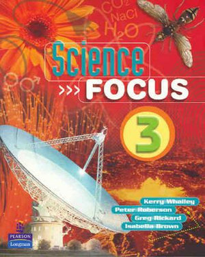 Cover of Science Focus 3