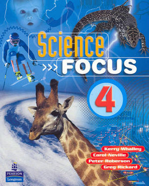 Cover of Science Focus Four
