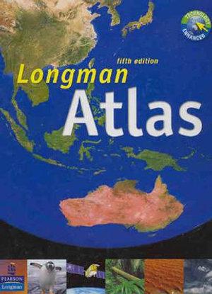Cover of Longman Atlas