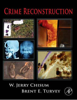 Cover of Crime Reconstruction