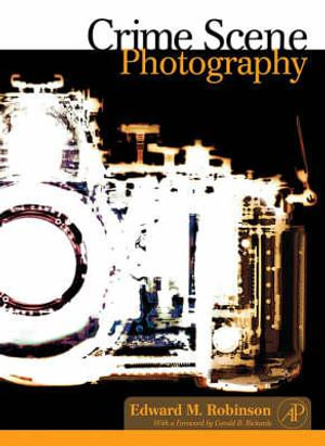 Cover of Crime Scene Photography