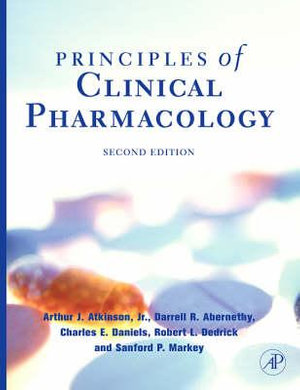Cover of Principles of Clinical Pharmacology