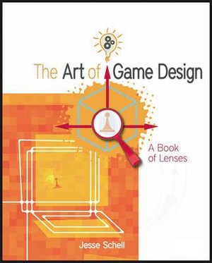 Cover of The Art of Game Design