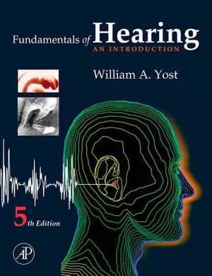 Cover of Fundamentals of Hearing