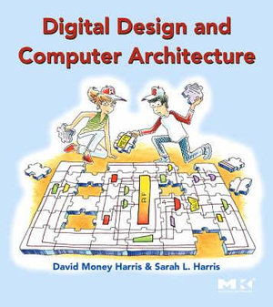Cover of Digital design and computer architecture [electronic resource]