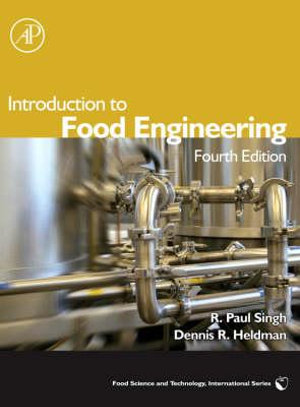 Cover of Introduction to Food Engineering