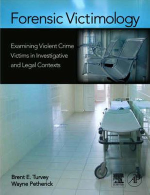 Cover of Forensic Victimology