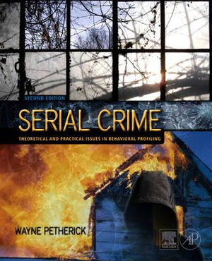 Cover of Serial Crime