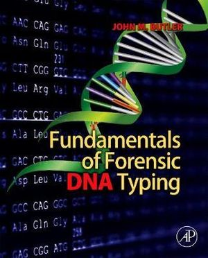Cover of Fundamentals of Forensic DNA Typing