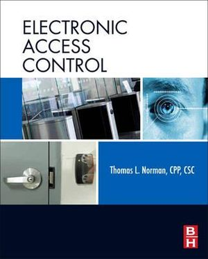 Cover of Electronic Access Control