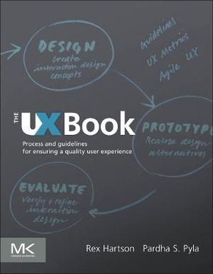 Cover of The UX Book