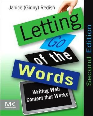 Cover of Letting Go of the Words