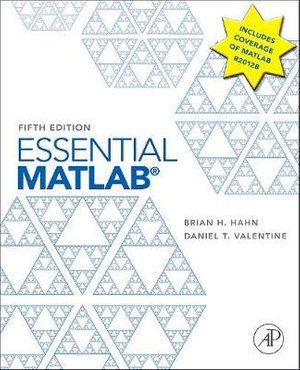 Cover of Essential Matlab for Engineers and Scientists, 5e