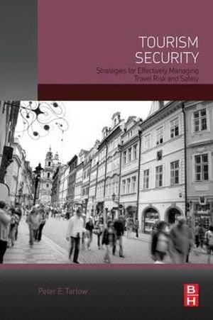 Cover of Tourism Security