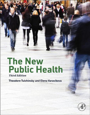 Cover of The New Public Health