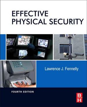 Cover of Effective Physical Security, 4e
