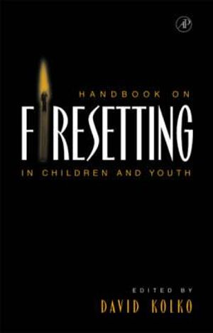 Cover of Handbook on Firesetting in Children and Youth