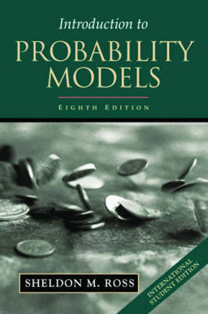 Cover of Introduction to Probability Models