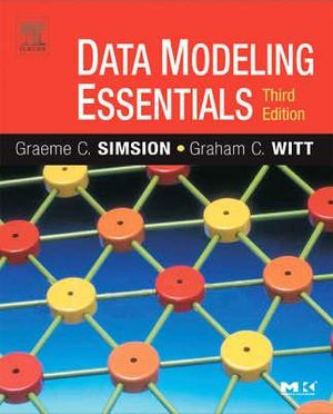 Cover of Data Modeling Essentials