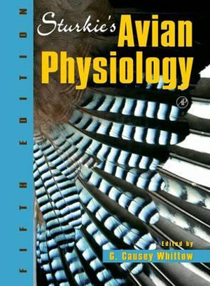 Cover of Sturkie's Avian Physiology