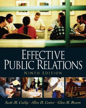 Cover of Effective Public Relations