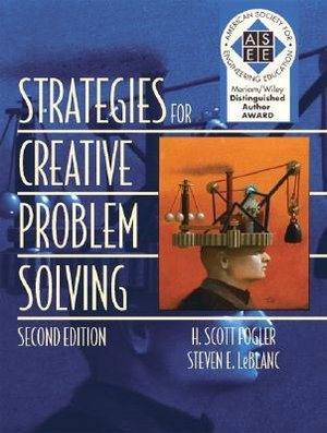 Cover of Strategies For Creative Problem Solving,2/e