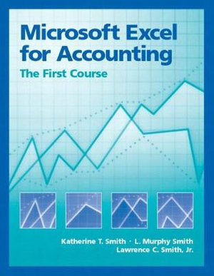 Cover of Microsoft Excel for Accounting
