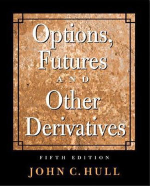 Cover of Options, Futures and Other Derivatives
