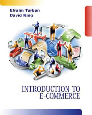 Cover of Introduction to e-commerce