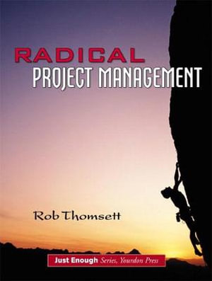 Cover of Radical Project Management