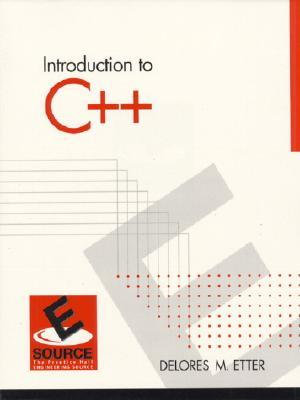 Cover of Introduction to C++