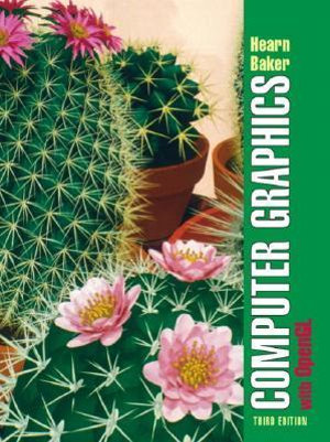 Cover of Computer Graphics with OpenGL