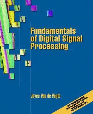 Cover of Fundamentals of digital signal processing