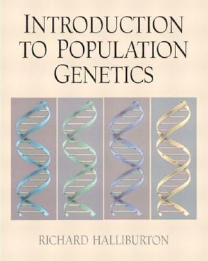 Cover of Introduction to population genetics