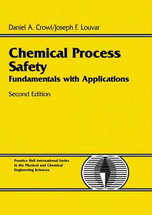 Cover of Chemical Process Safety