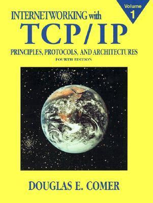 Cover of Internetworking with TCP/IP