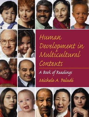Cover of Human Development in Multicultural Contexts